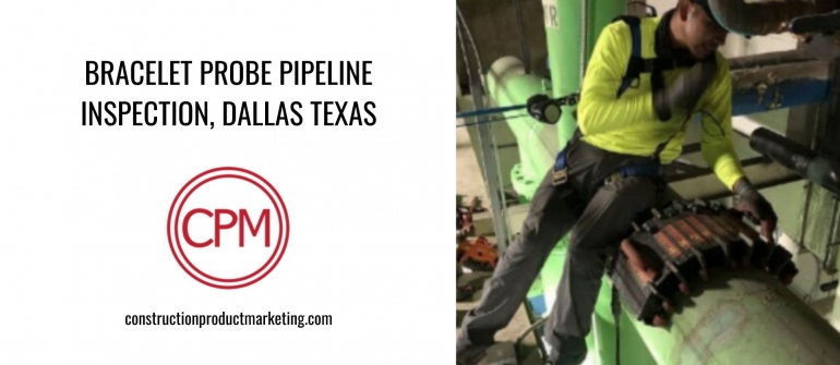 Bracelet Pipeline Inspections Texas
